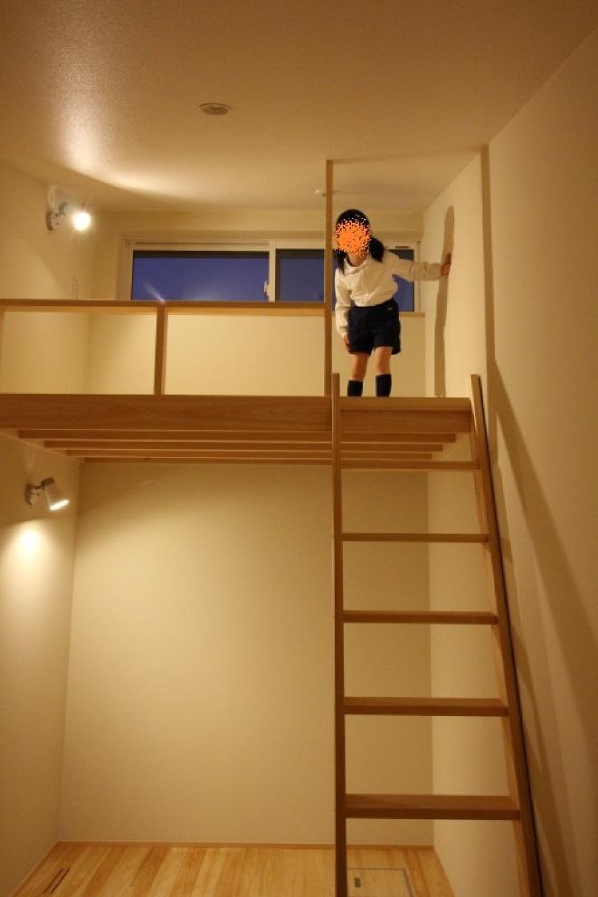お子様の笑顔が溢れるプライベートルーム
